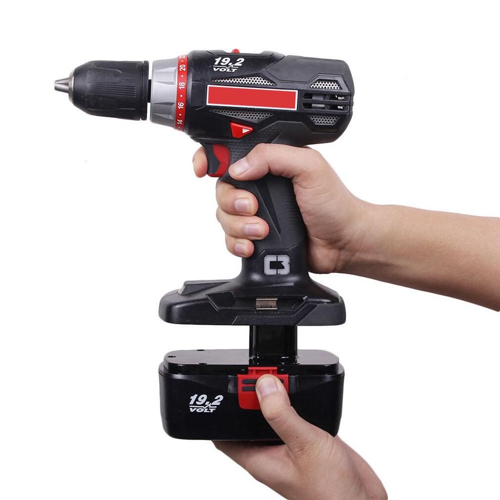3.0Ah/3000mAh 19.2V Ni-MH Battery for Craftsman 11375Kcal...