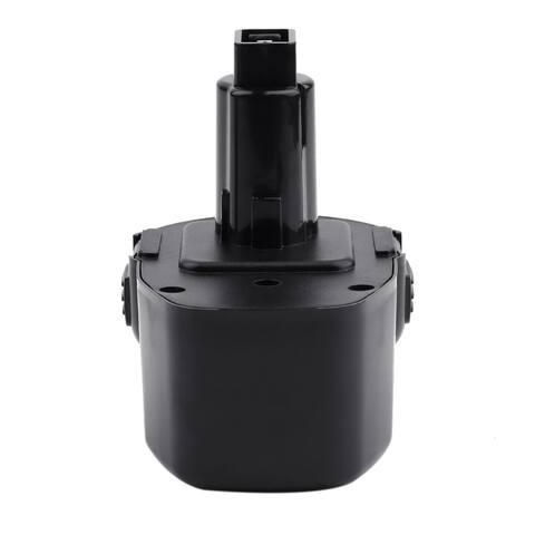 1 Pair 3000mAh 3.0Ah Nickel Cadmium Battery for DEWALT DC9091 DW9091