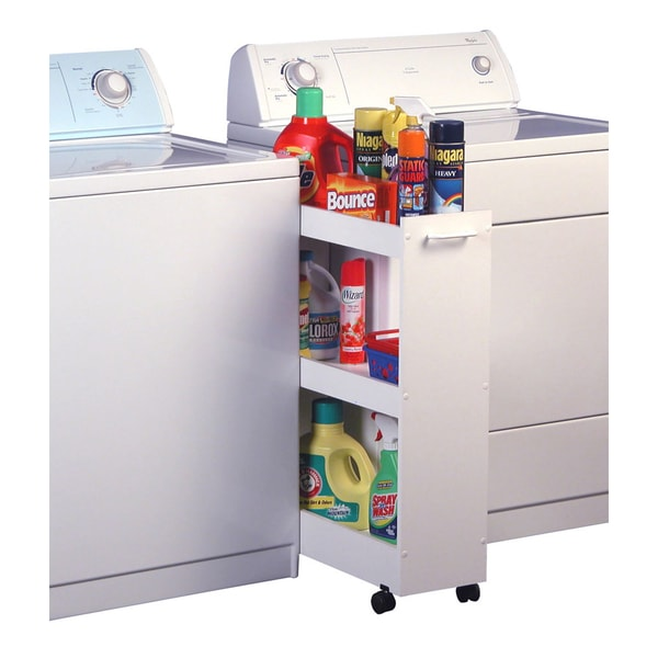 Venture Horizon Laundry Caddy   White