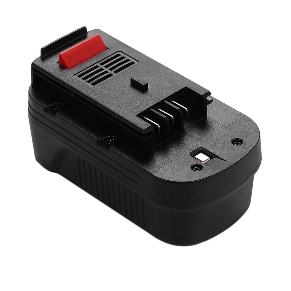 18V Slide 2000mAh Battery for Black & Decker 244760-00 Fi...