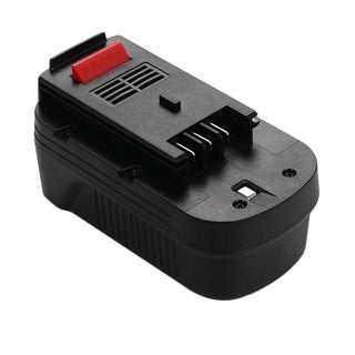 18V Slide 2000mAh Battery for Black & Decker 244760-00 Firestorm Power Tool
