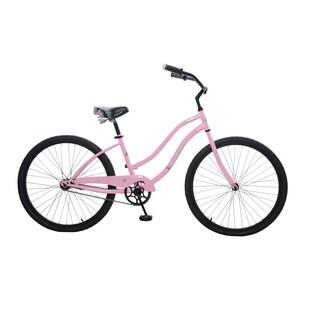 "Cycle Force Women's Tough Cruiser, 26"", Pink"
