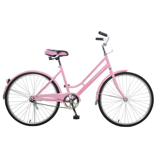 "Cycle Force Girl's City Cruiser, 24"", Pink"