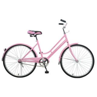 """Cycle Force Girl's City Cruiser, 24"""", Pink"""