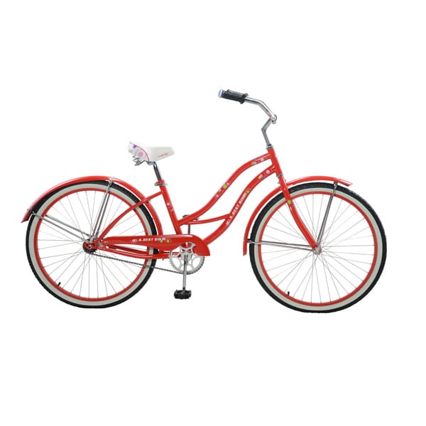 Cycle Force Women's 26-inch Vintage Cruiser