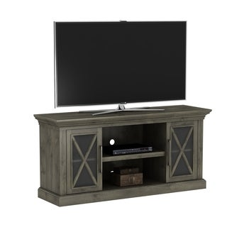 Cottage Grove TV Stand for TVs up to 65 inches, Spanish Gray