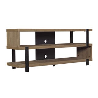 Oak Harbor TV Stand for TVs up to 60 inches, Oyster Walnut|https://ak1.ostkcdn.com/images/products/15210299/P21686961.jpg?impolicy=medium