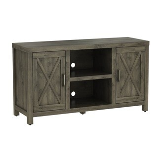 "Humboldt TV Stand for TVs up to 55"", Spanish Gray"