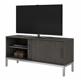 """Drakewood TV Stand for TVs up to 55"""", Tifton Oak