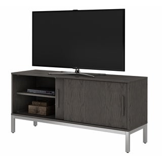 """Drakewood TV Stand for TVs up to 55"""", Tifton Oak"""