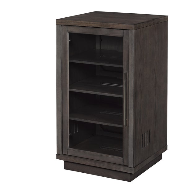 arbordale audio video component cabinet, tifton oak