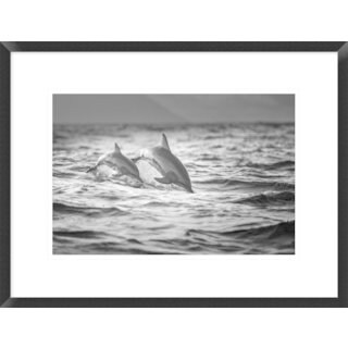 Global Gallery, Gunarto Song 'The Mother And The Baby' Framed Giclee Print