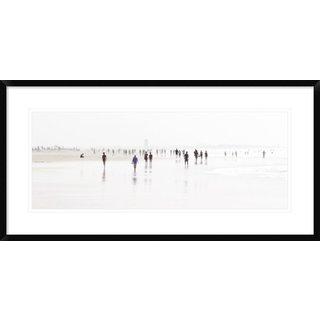 Global Gallery, Anatol Hennig 'Costa De La Luz Iv' Framed Giclee Print