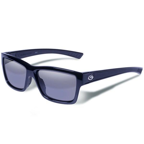 Gargoyles Homeland Polarized Sunglasses Black/Smoke