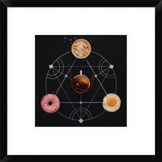 Global Gallery, Dina Belenko 'Breakfast Alchemy' Framed Giclee Print