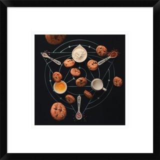 Global Gallery, Dina Belenko 'Baking Alchemy' Framed Giclee Print