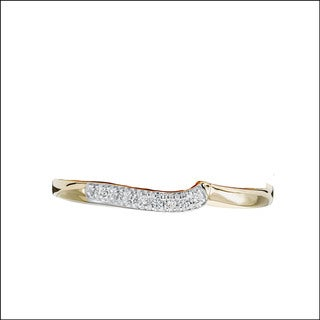 Cambridge 14k Gold Diamond Wedding Band