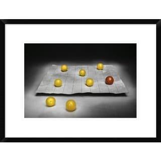 Global Gallery, Christophe Verot 'The Game' Framed Giclee Print