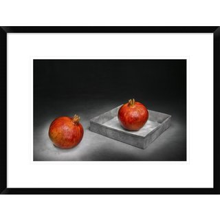 Global Gallery, Christophe Verot 'Be Careful' Framed Giclee Print