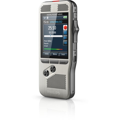 Philips Pocket Memo Voice Recorder DPM7000