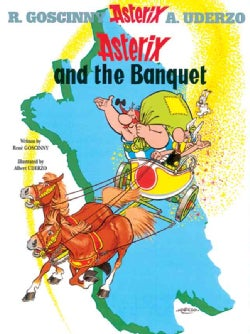 Asterix and the Banquet (Hardcover)