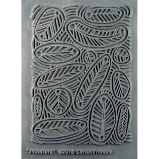 "Christi Friesen Texture Stamp 4.25""X5.5""-Ancestors"