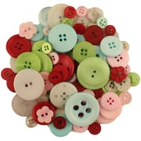 Buttons Galore Button Bonanza-The Merriest