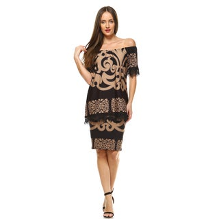 Print from Tip to Toe 2-piece Skirt and Top Set|https://ak1.ostkcdn.com/images/products/15219401/P21694981.jpg?_ostk_perf_=percv&impolicy=medium