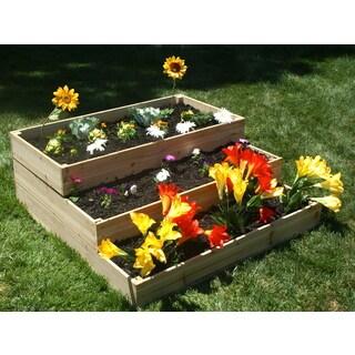 Eden WATERFALL/ PYRAMID Garden Bed Kit