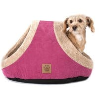 Snoozzy Mod Chic Double Hide and Seek Pet Bed