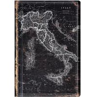 Hatcher and Ethan 'Map of Italy 1873' Canvas Art