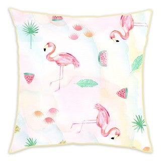 Oliver Gal Signature Collection 'ALOHA' Throw Pillow