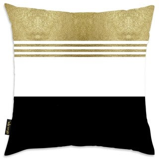 Oliver Gal Signature Collection 'ColorBlock' Decorative Throw Pillow