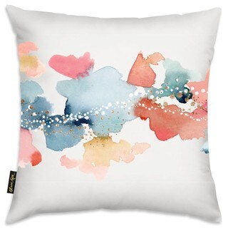 Oliver Gal Signature Collection 'Beautiful Sky' Decorative Throw Pillow