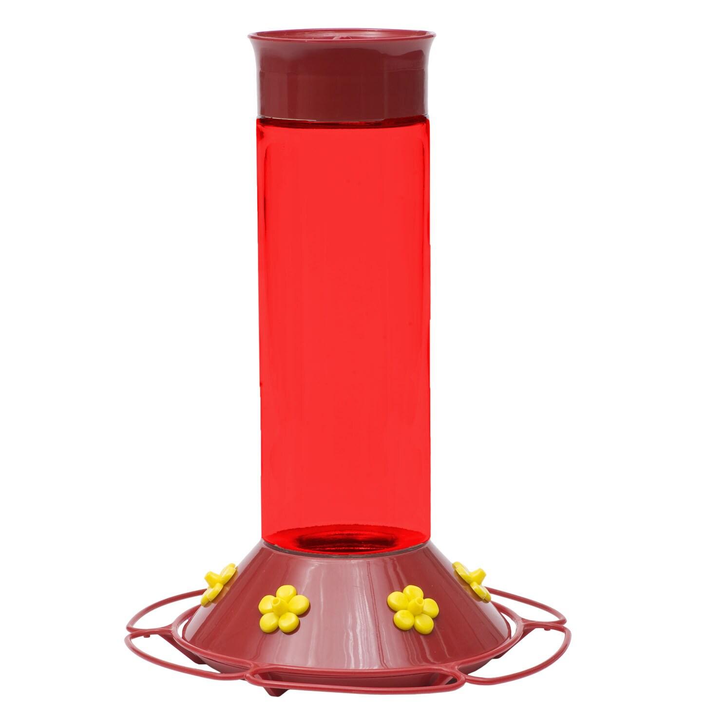 Perky-Pet 30 Oz Red Plastic Hummer's Favorite Hummingbird...