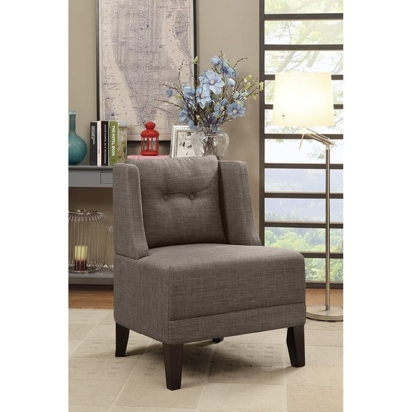 Fantastic Shop Bobkona Prissy Accent Chair Free Shipping Today Home Remodeling Inspirations Propsscottssportslandcom