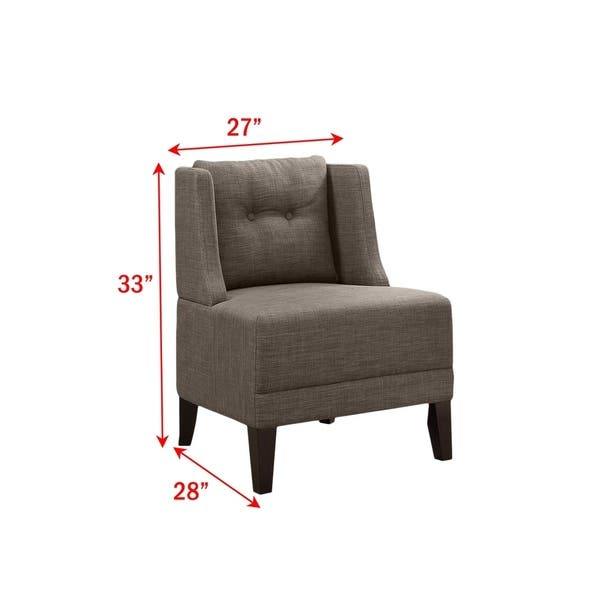 Swell Shop Bobkona Prissy Accent Chair Free Shipping Today Home Remodeling Inspirations Propsscottssportslandcom