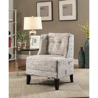 Bobkona Prissy Accent Chair