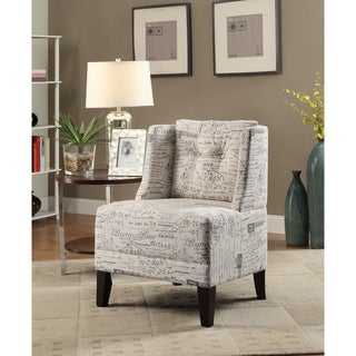 Bobkona Prissy Accent Chair Part 56