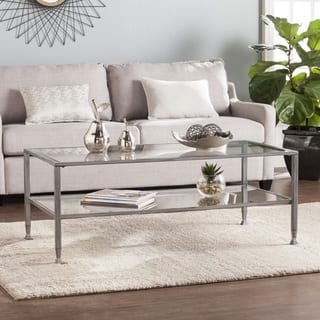 Glass, Coffee Tables For Less | Overstock.com