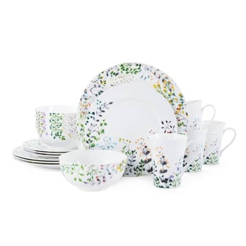 Mikasa Tivoli Garden 16 Pc Dinnerware Set