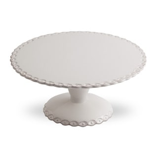 TAG Sculpted Rim Cake Plate