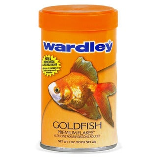 Hartz 1 Oz Wardley Goldfish Flakes