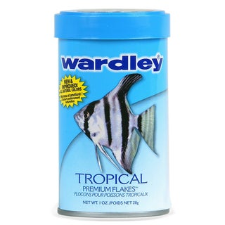 Hartz 1 Oz Wardley Tropical Premium Flakes