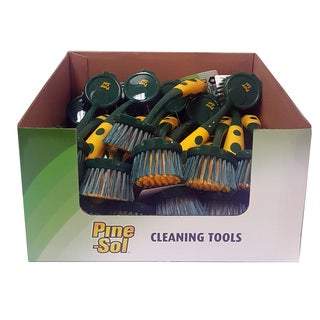 PINE-SOL ROUND HEAD DISH BRUSH