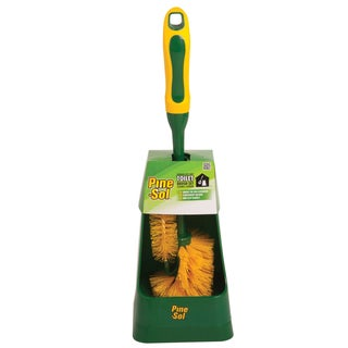 PINE-SOL PREMIUM SOFT GRIP TOILET BRUSH SET