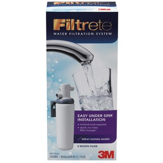 3M 3US-AS01 Advanced Water Filter System