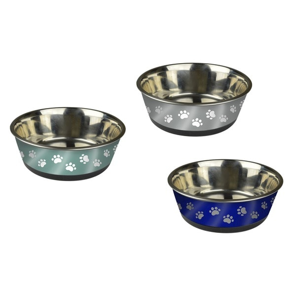 Large Stainless Steel Pet Bowl