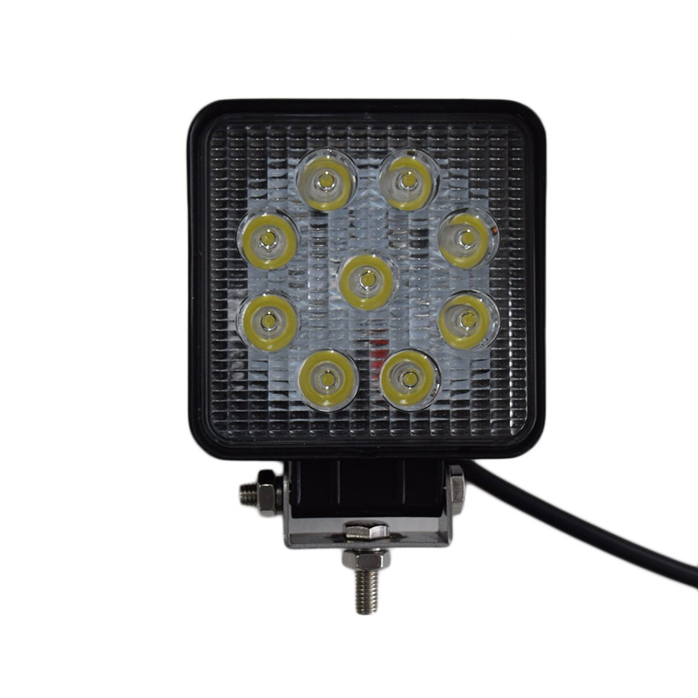 27W LED Work Light for 4X4 For Jeep Truck Boat ATV (Box o...