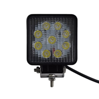 27W LED Work Light for 4X4 For Jeep Truck Boat ATV (Box of 4)